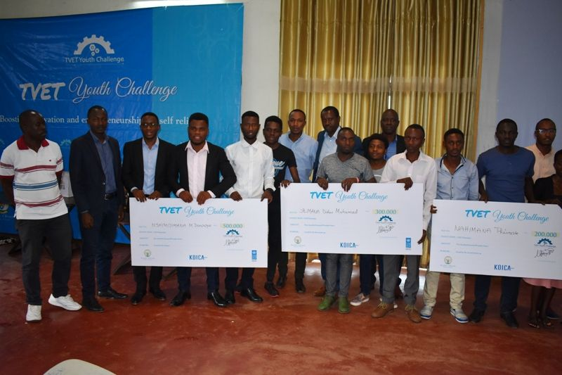 TVET youth challenge at ULK Polytechnic Institute